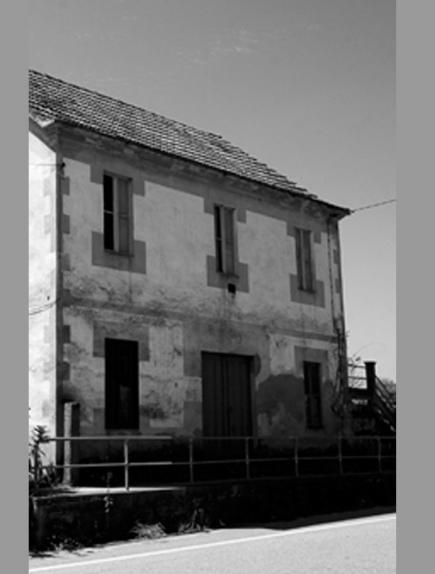 Casas gallegas